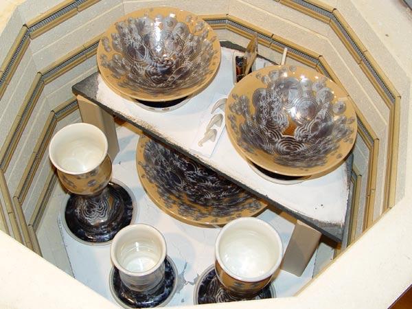 how to make crystalline glazes